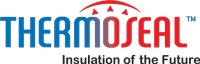 red white and blue ThermoSeal Insulation Logo